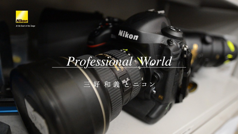 NIKON Professional World