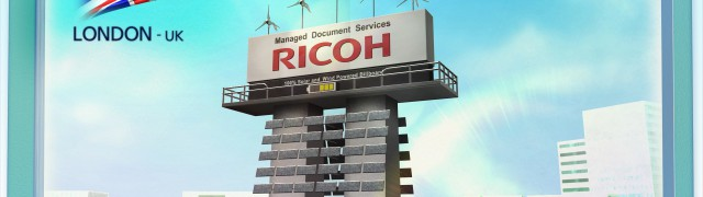RICOH GLOBAL ECO ACTION