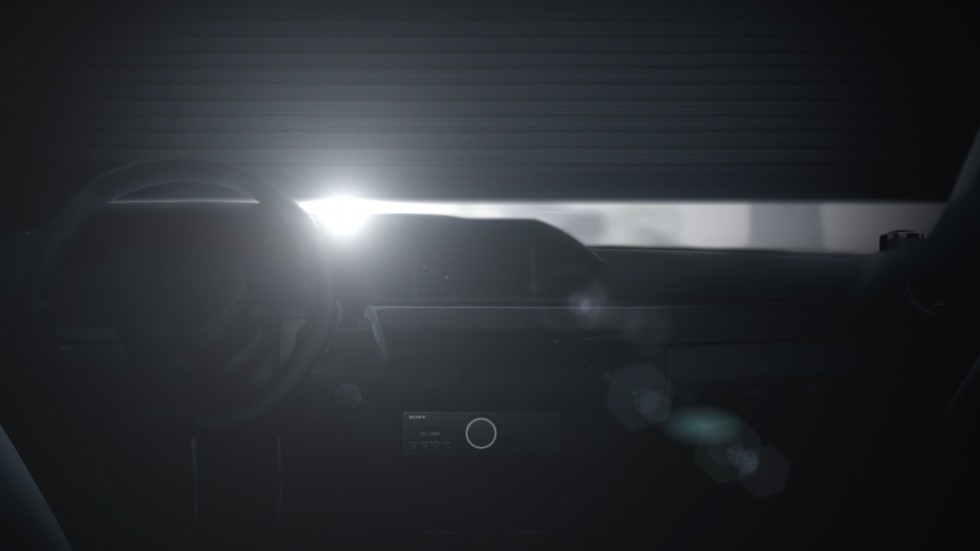Sony's High-Resolution Car Audio Promotion Movie