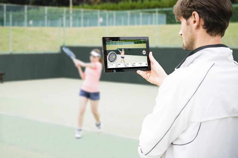 Smart Tennis Sensor