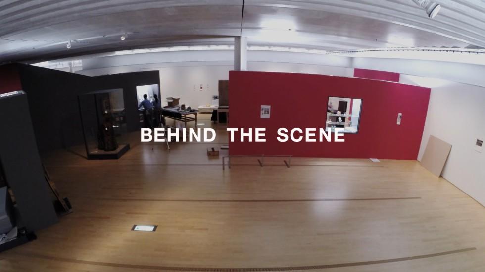 Modern Beauty – Exhibition build time-lapse